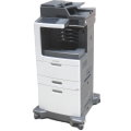 Lexmark MX811de All-in-One FAX Kopierer Scanner Laserdrucker 325.000 Seiten