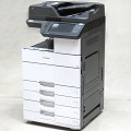 Lexmark MX910de DIN A3 All-in-One FAX Kopierer Scanner Drucker 80.450 Seiten