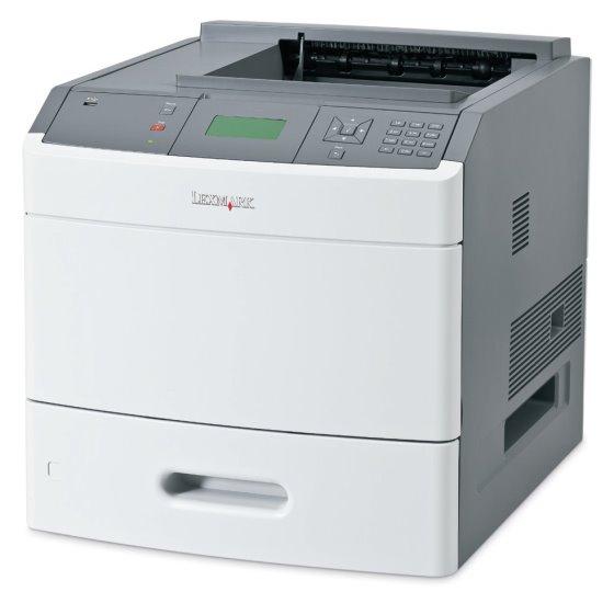 Lexmark T652dn 48 ppm 128MB Duplex LAN Laserdrucker