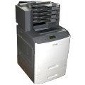 Lexmark T652dtn 48 ppm 128MB Duplex Laserdrucker ohne Toner mit Mechanikgeräusche