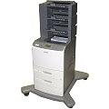 Lexmark TS654dn 53 ppm 256MB Duplex LAN 260.000 Seiten Laserdrucker