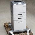 Lexmark TS654dn 53 ppm 256MB Duplex LAN 314.000 Seiten Laserdrucker
