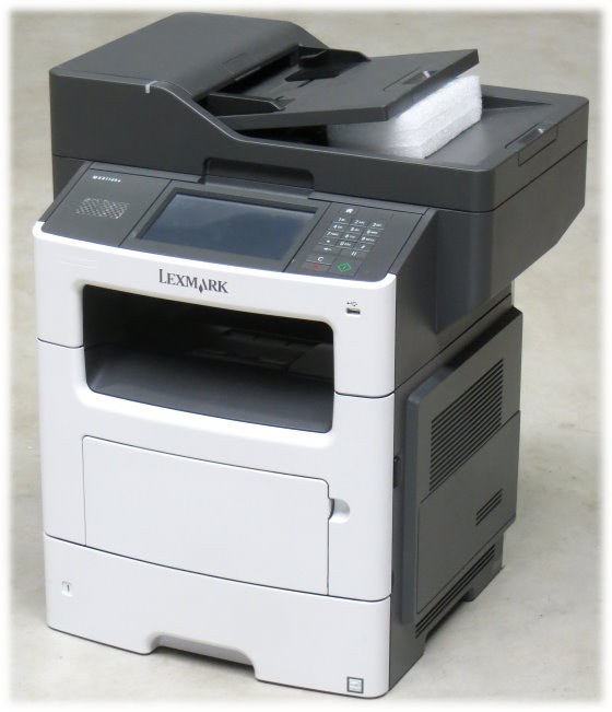 Lexmark MX611dhe All-in-One FAX Kopierer Scanner ADF Laserdrucker