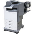 Lexmark X792de All-in-One FAX Kopierer Scanner Farblaserdrucker Sorter 438.250 Seiten