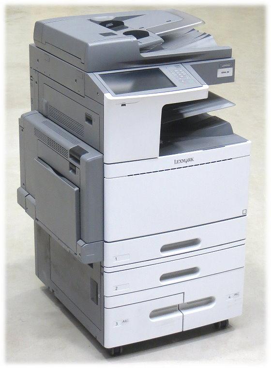 lexmark x954de all in one din a3 fax kopierer scanner. Black Bedroom Furniture Sets. Home Design Ideas