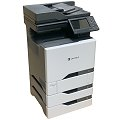 Lexmark XC4150 All-in-One FAX Kopierer Scanner Farblaserdrucker 86.480 Seiten