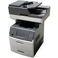 Lexmark XM5163 MFP FAX Kopierer Scanner Laserdrucker Duplex LAN unter 50.000 Seiten