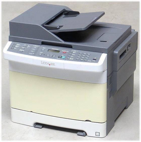 Lexmark XS544DN All-in-One FAX ADF Scanner Farb-Kopierer Drucker B- Ware 2.080 Seiten