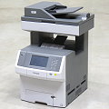 Lexmark XS748de All-in-One FAX Kopierer Scanner Farblaserdrucker 36.100 Seiten