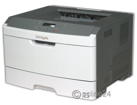 Lexmark E360dn 32 MB ohne Toner unter 50.000 Seiten Duplex NETZ