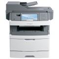 Lexmark X466de All-in-One FAX ADF Duplex Kopierer Scanner Laserdrucker vergilbt