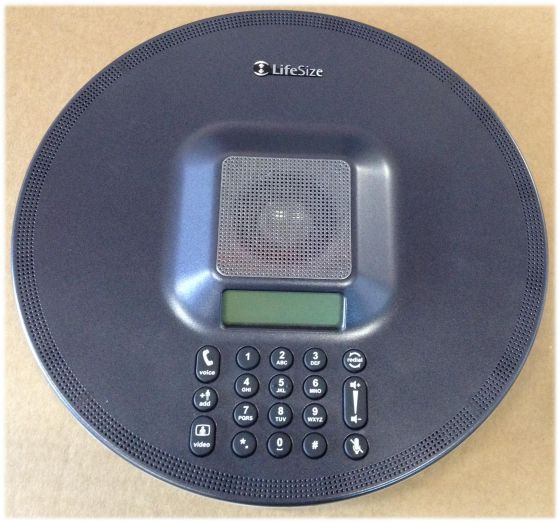 Lifesize IP Phone 440-00038-904 ohne Kabel für Videokonferenzsystem