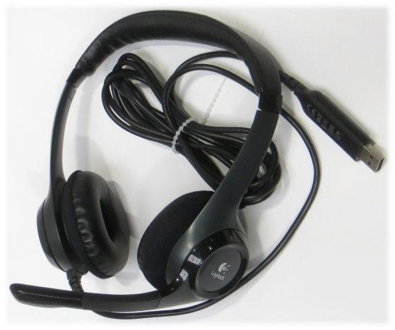 Logitech B530 Headset USB für Mac OS und Windows