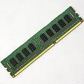 Micron 4GB PC3-12800R DIMM DDR3 1600MHz ECC registered 240pin MT18JSF51272PZ für Server