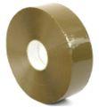 Packband 1x Rolle braun extra Lang 990m 75mm Maschinenklebeband NEU