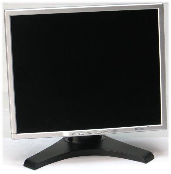 """19"""" TFT LCD MaxData Belinea 1980 S2 Pivot 1280 x 1024 Monitor mit Lautsprecher"""