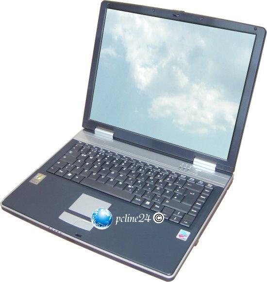 MAXDATA Pro 6000 I Pentium M @ 1,73GHz 1GB 40GB DVD±RW (Netzteil fehlt) B-Ware