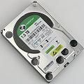 """MediaMax WL1500GSA6454G 1,5 TB SATA Festplatte 3,5"""" HDD 1500GB 5400rpm"""
