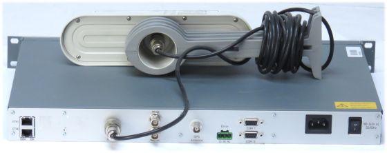 Meinberg LANTIME M300 NTP Server 1U mit Antenne + Rackwinkel