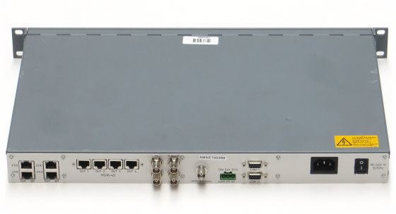 Meinberg LANTIME M300 NTP Server 1U (ohne Antenne)-Sonstige