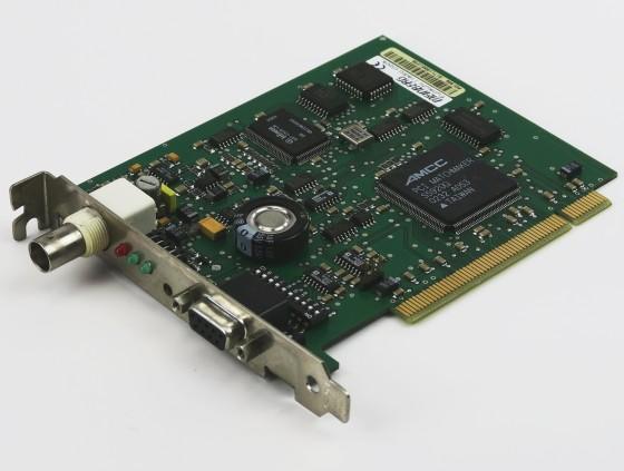 Meinberg PCI 509 v1.1 DCF77 Rechner-Funkuhr (PCI Bus)