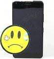 Microsoft Lumia 640 LTE C- Ware Glasbruch Kratzer Gehäuseschäden ohne Akku/Ladegerät