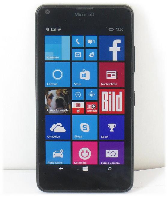 Microsoft Lumia 640 LTE 8GB Smartphone ohne Akku/Ladegerät ohne SIMlock