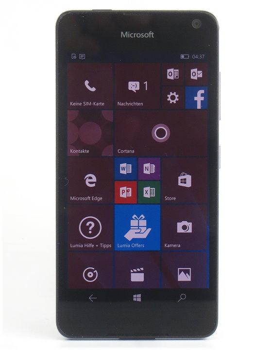 """Microsoft Lumia 650 Smartphone 16GB 5"""" AMOLED Windows 10 Mobile"""