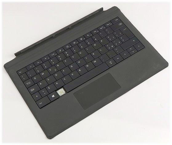 Microsoft Tastatur Docking Cover italienisch (eine Taste fehlt) für Surface Pro 3 und Pro 4