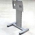 Monitor Ständer R050635 auf Rollen höhenverstellbar rollbar für Panasonic 660 x 320 mm