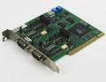 Moxa CP-132IS 2x Port seriell RS-422 / RS 485 PCI Schnittstellenkarte