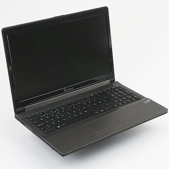 """Multicom W350ET i7 3630QM 4x 2,4GHz 8GB 500GB 15,6"""" FullHD Webcam (ohne NT, KBD def.)"""