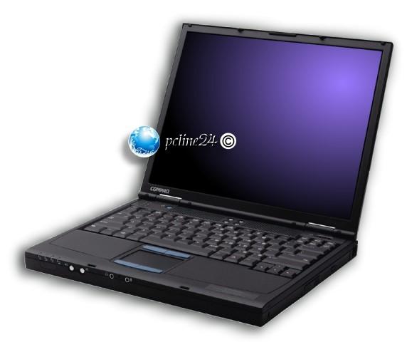 Compaq Evo N620c Pentium M 1,4GHz 512MB ohne Festplatte/Rahmen B-Ware
