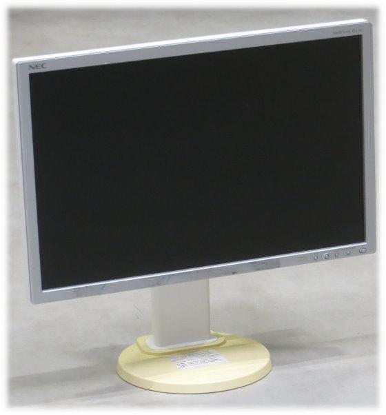 "22"" TFT LCD NEC MultiSync E222W 1680 x 1050 Pivot D-Sub DVI-D Monitor B-Ware"