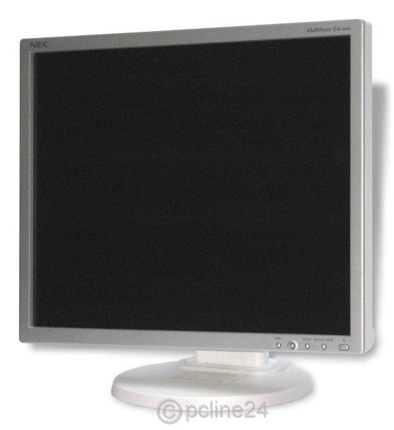 """19"""" TFT LCD NEC MultiSync EA190M 4ms 1000:1 Pivot VGA DVI-D"""
