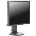 "19"" TFT LCD NEC MultiSync EA190M-BK Pivot schwarz Monitor mit Lautsprecher"