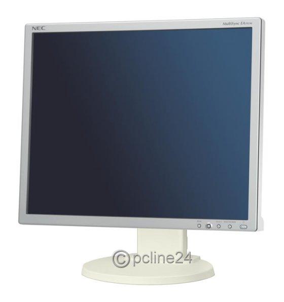"19"" TFT LCD NEC MultiSync EA192M Pivot 1280 x 1024 D-Sub DVI Displayport Monitor"