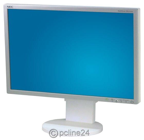 """22"""" TFT LCD NEC MultiSync EA221WMe Pivot 1680 x 1050 USB-Hub Monitor mit Lautsprecher"""