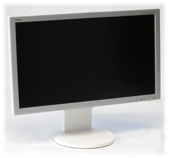 "23"" TFT LCD NEC MultiSync EA232WMi 1920 x 1080 Pivot IPS Monitor B-Ware"