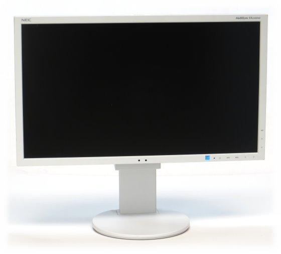 "23"" TFT LCD NEC MultiSync EA234WMi 1920 x 1080 Pivot S-IPS Monitor LED-Backlight"