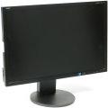 """24"""" TFT LCD NEC MultiSync EA244WMi-BK Pivot 1920x1200 VGA DVI-D HDMI DP Monitor"""