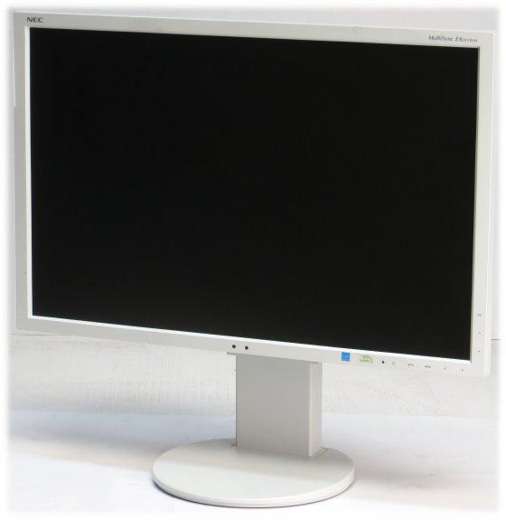 """24"""" TFT LCD NEC MultiSync EA243WM Pivot 1920x1200 FullHD D-Sub DVI-D HDMI"""