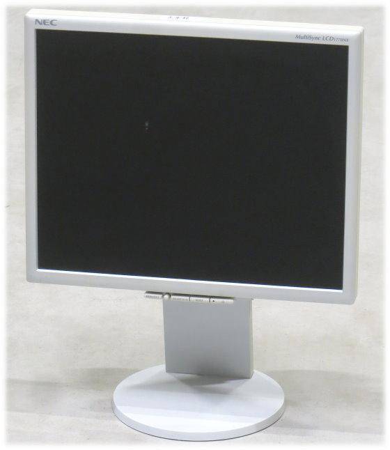 "17"" TFT NEC MultiSync LCD 1770NX 1280 x 1024 D-Sub DVI-D Monitor B-Ware"