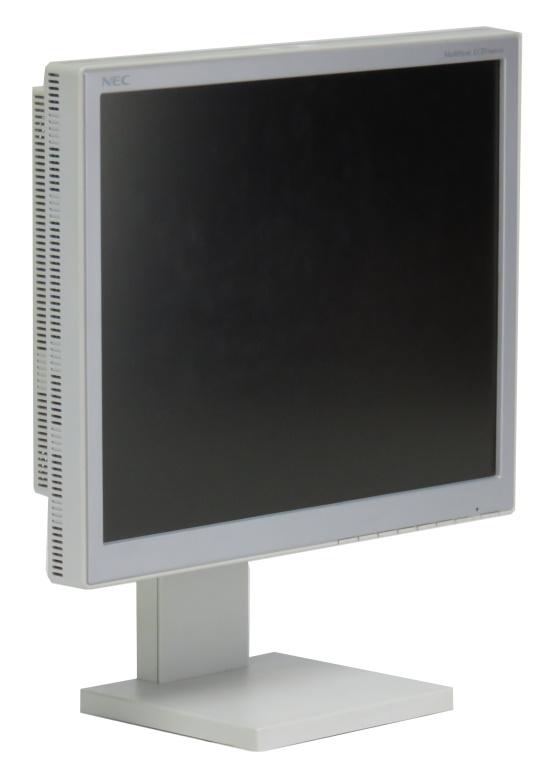 """19"""" TFT NEC MultiSync LCD 1960NXi VGA DVI Monitor"""