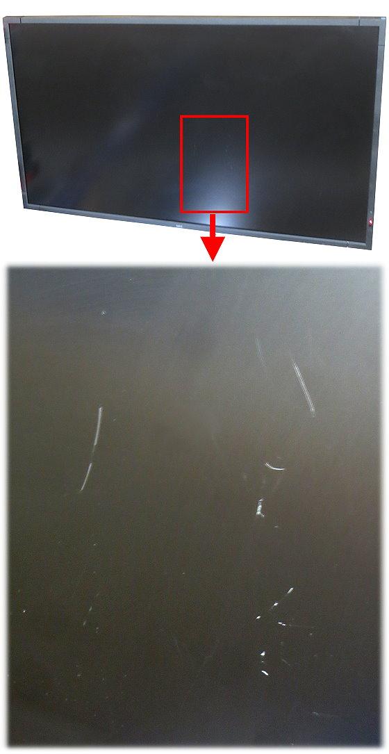 "55"" TFT LCD NEC MultiSync X551S S-PVA FullHD 1920 x 1080 LED-Backlight B- Ware"