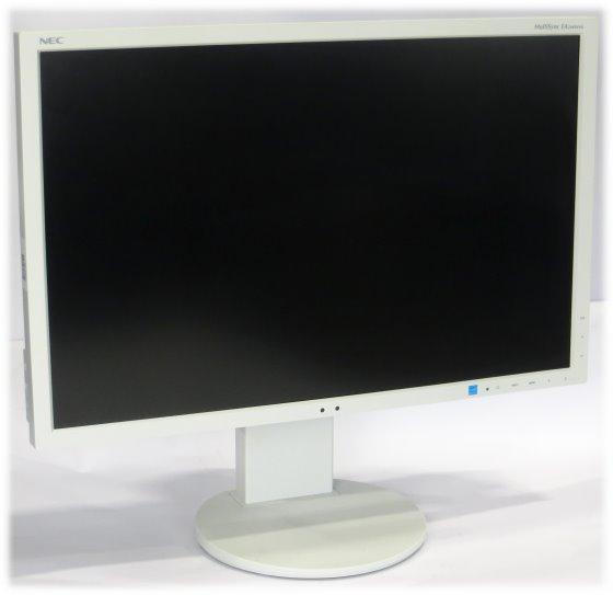 "24"" TFT LCD NEC MultiSync EA244WMi IPS 1920x1200 Pivot FullHD Monitor"