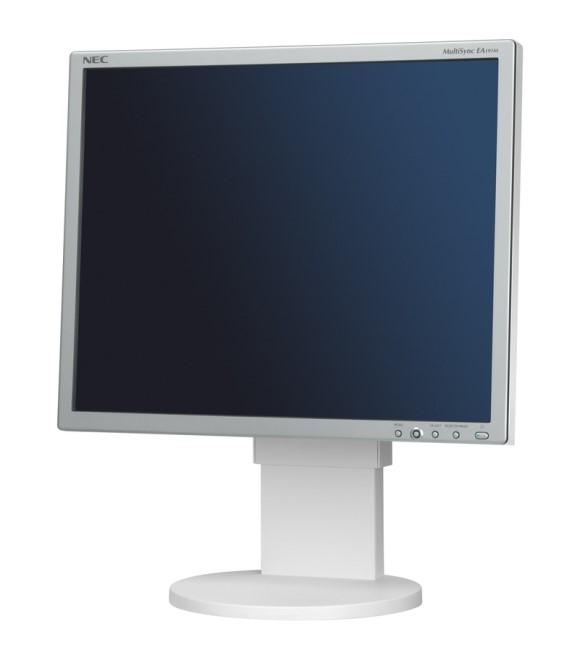 "19"" TFT LCD NEC MultiSync EA191M 1280 x 1024 S-PVA Monitor B- Ware ohne Anschlußabdeckung"