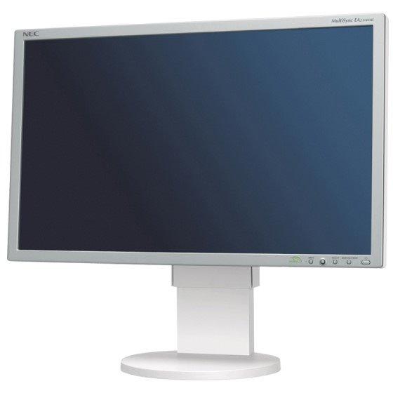 "23"" TFT LCD NEC MultiSync EA231WMi 1920 x 1080 S-IPS Monitor ohne Fußabdeckung"