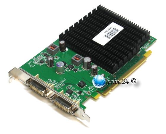 NVIDIA GeForce 9300GE 512MB PCI-E (x16) 2x DVI Grafikkarte