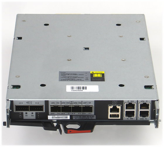 NetAPP 111-01324+C1 Data Storage Controller 2x SAS 4x SFP+ 10Gbps DS2246 DS4246